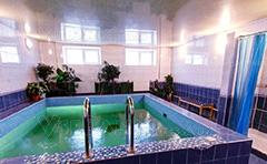 Сауны с теплым бассейном Одесса